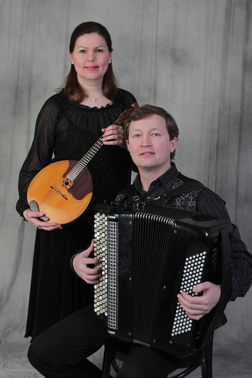 Duo Oxana & Dmitry Faller, Berlin
